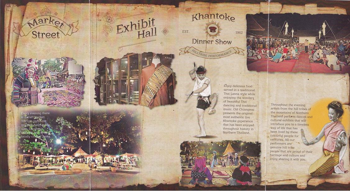 Khantoke Dinner Old Chiang Mai Cultural Centre
