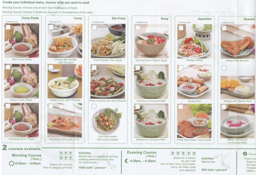Baan Thai Cookery School