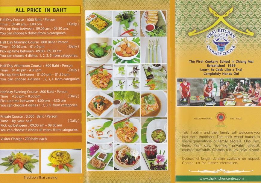 Thai Kitchen Cookery Centre