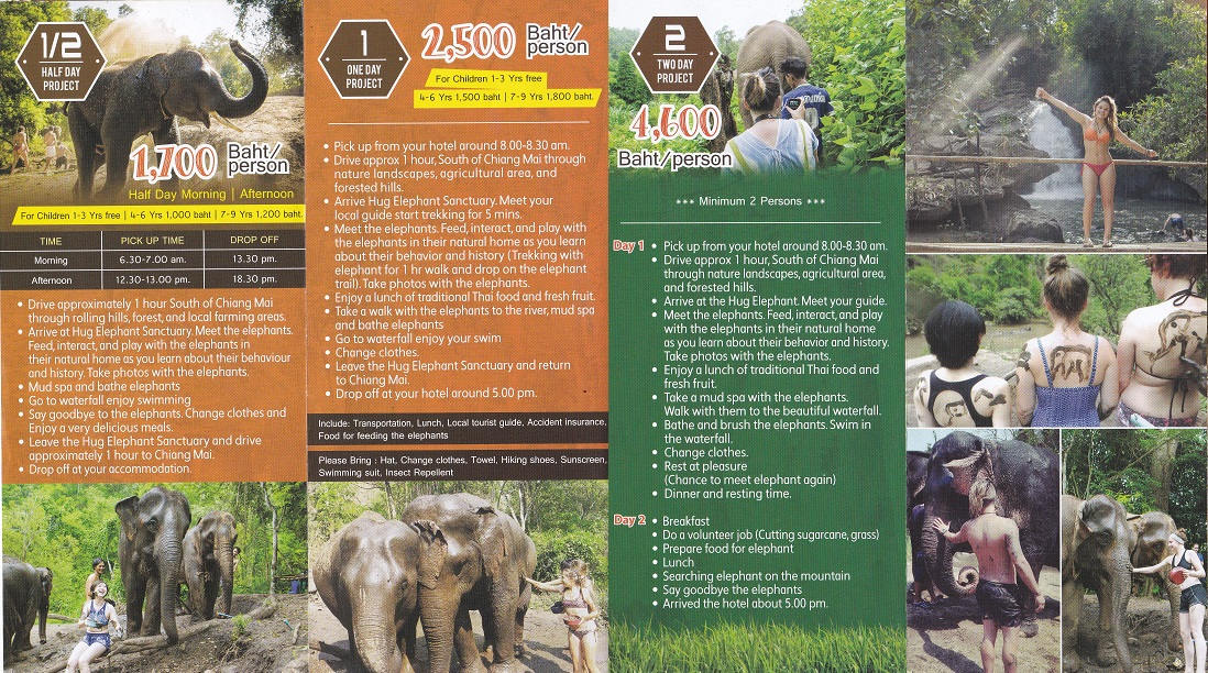 Hug Elephant Sanctuary