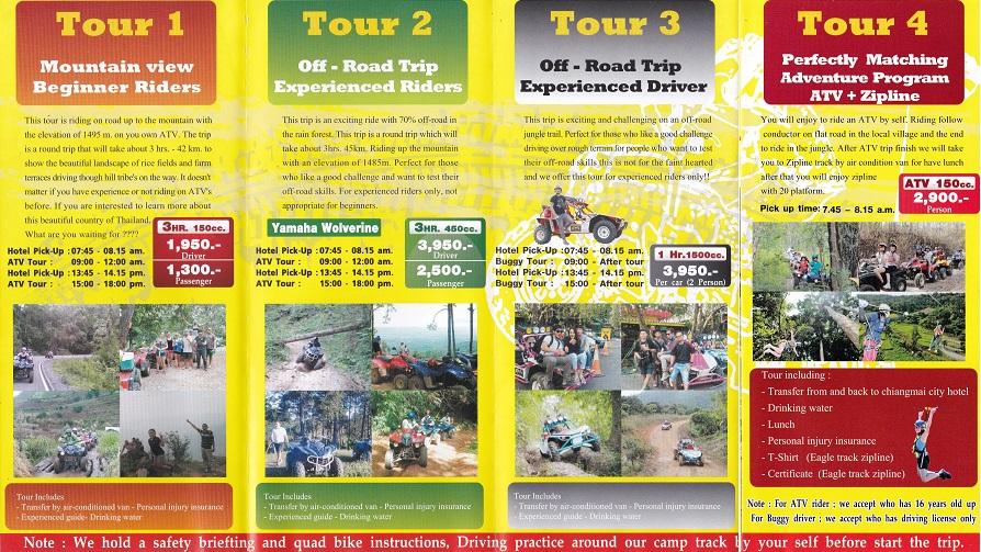 ATV Chiang Mai Tours