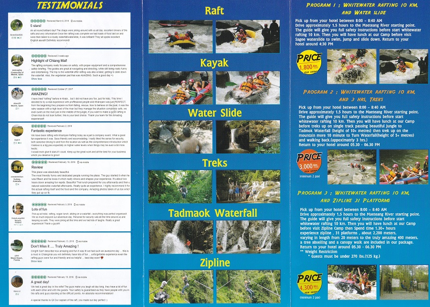 Khampan Rafting