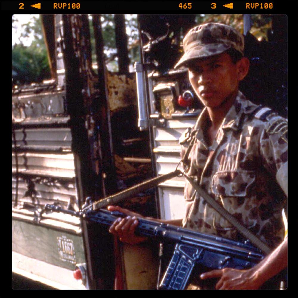 Jean-Claude Bartoll-shooting-colombie-1988