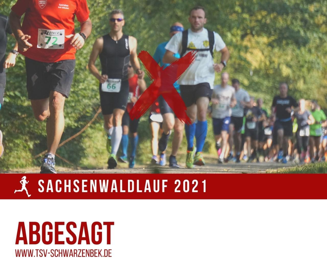 Sachsenwaldlauf 2021 fällt aus