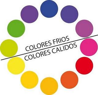 A la hora de elegir colores p gina web de banshee dofus - Colores calidos frios ...