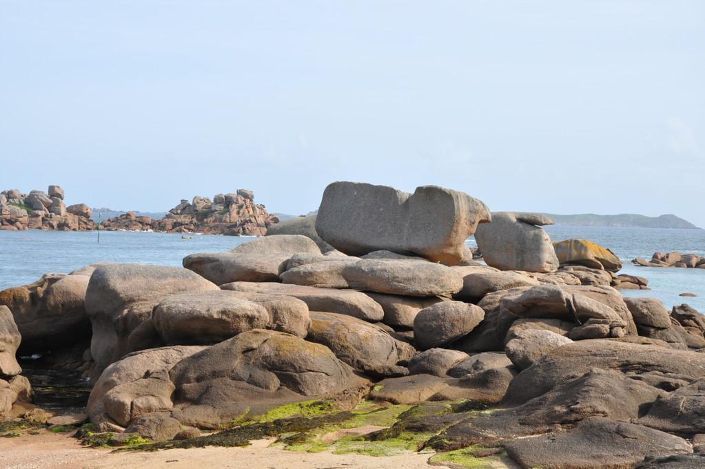 Empilement de blocs et de rocs