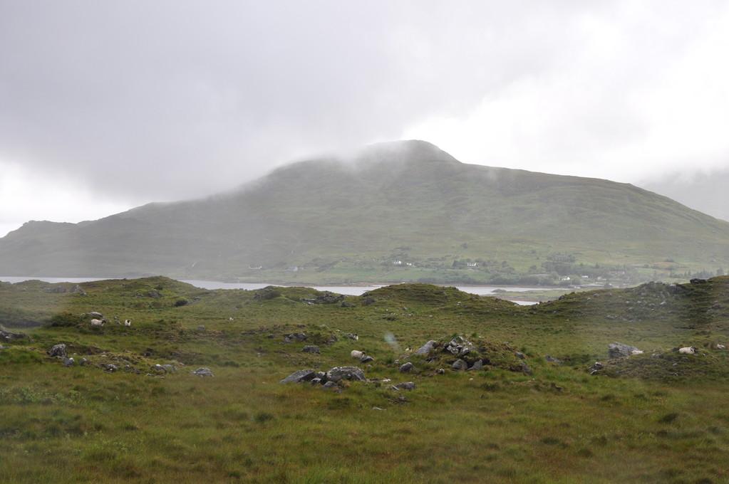 Paysage du Connemara