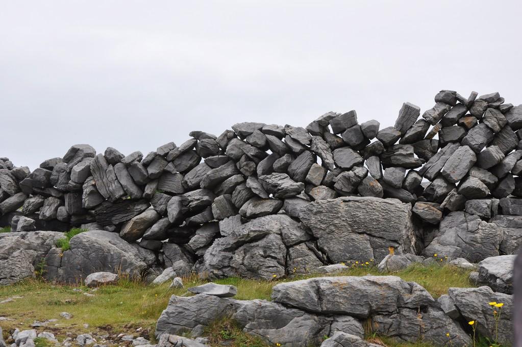 Encore un mur de pierres