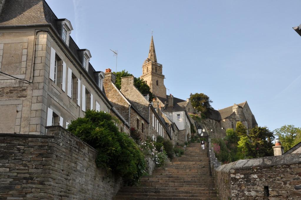 Escalier de Brélévenez