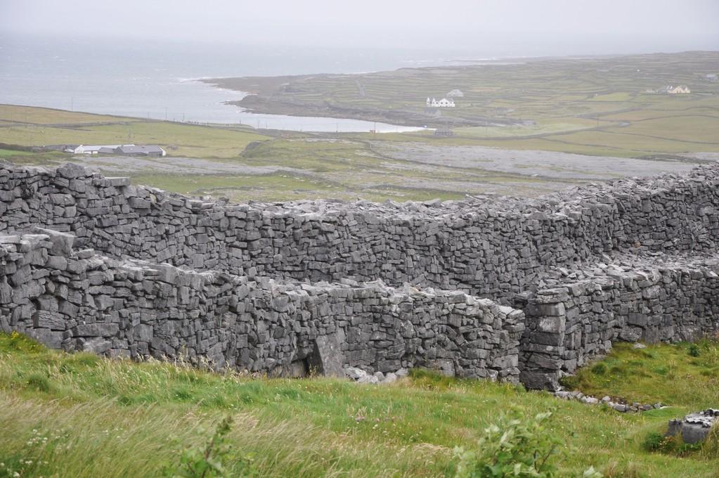 Enceinte fortifiée de Dun Aengus