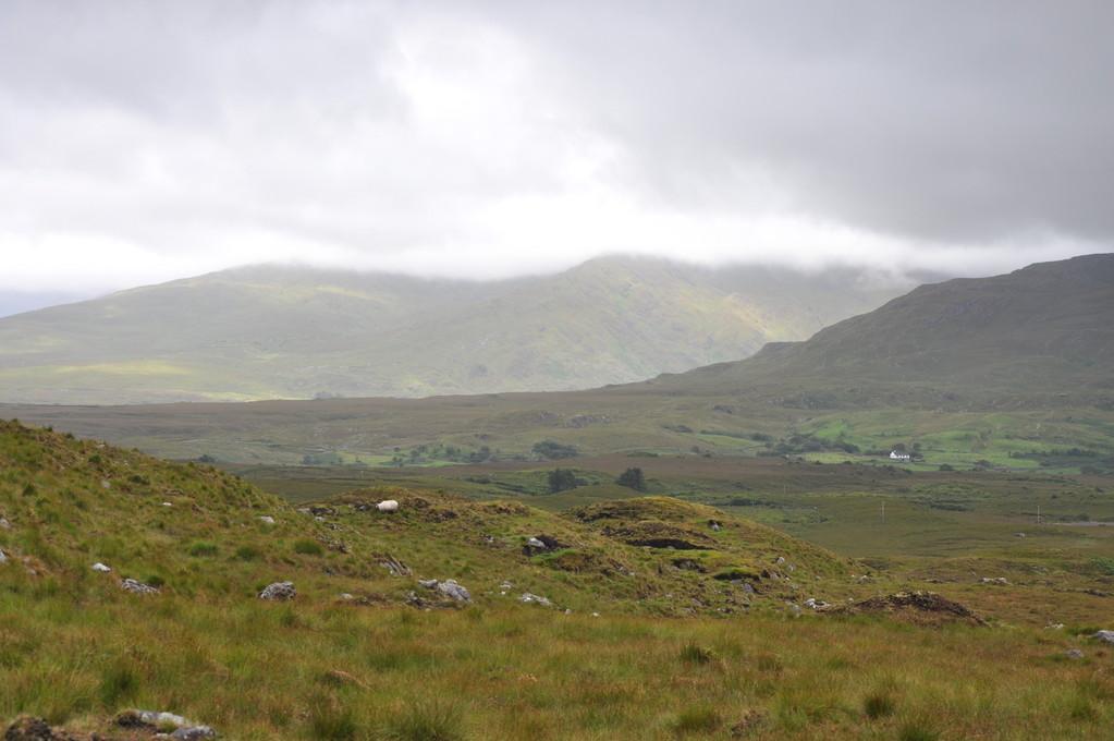 Par monts et vaux dans le Connemara