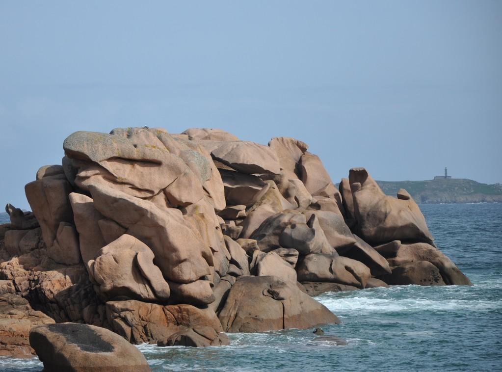 Voilà des rochers vraiment tarabiscotés !