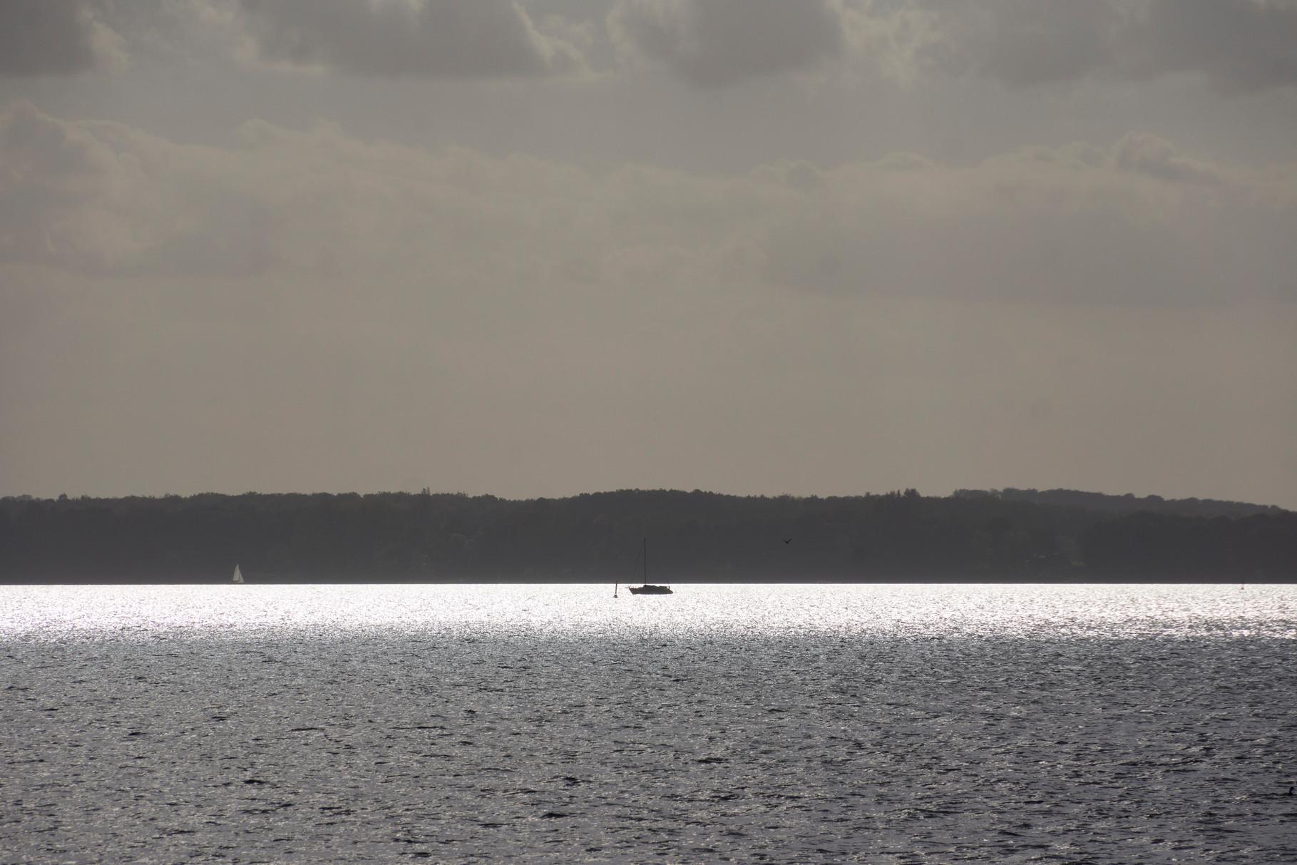 Impression auf dem Plauer See