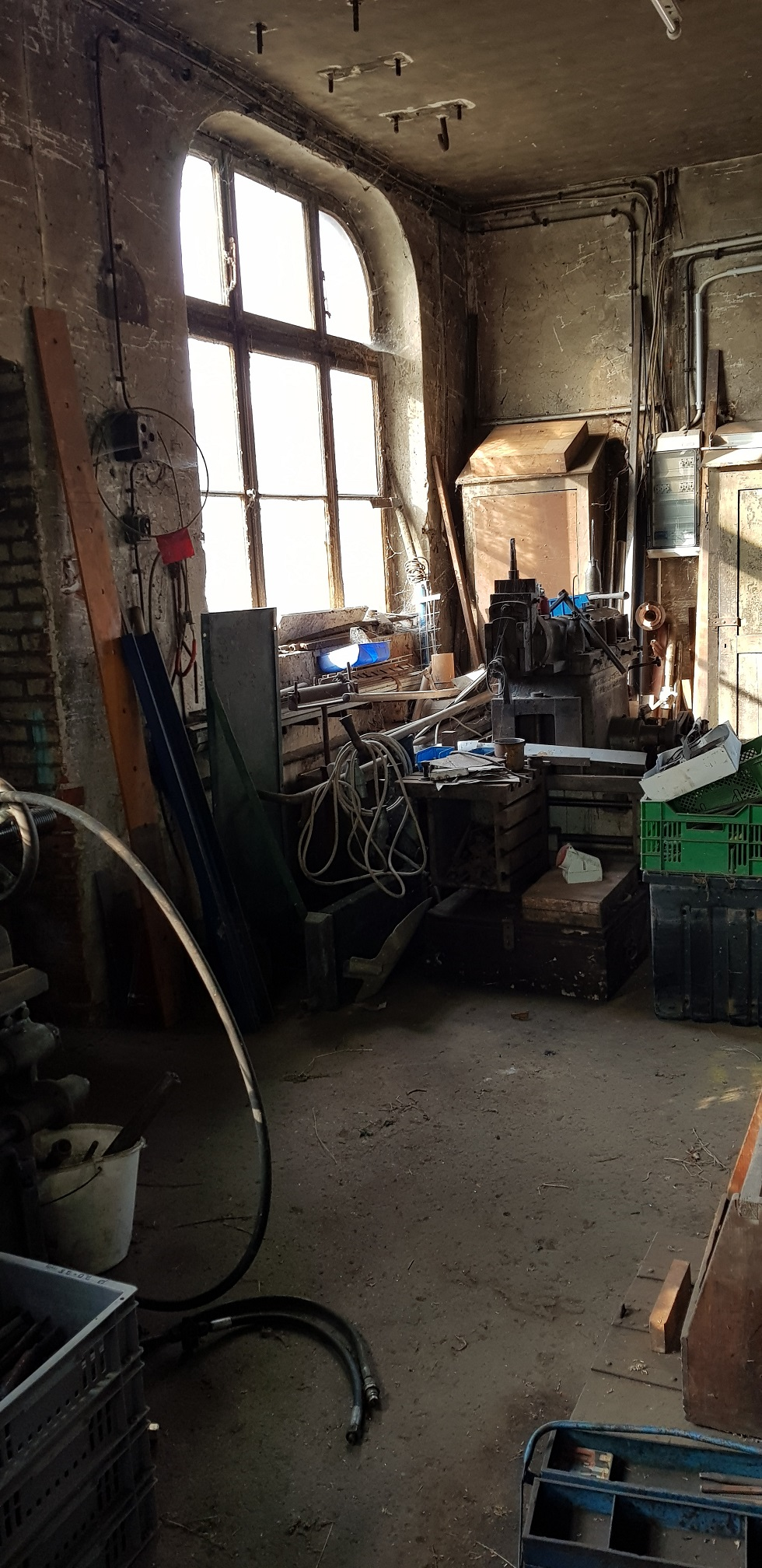 machine workshop