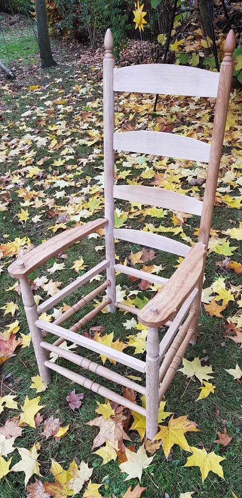 Bilding a Rocking chair