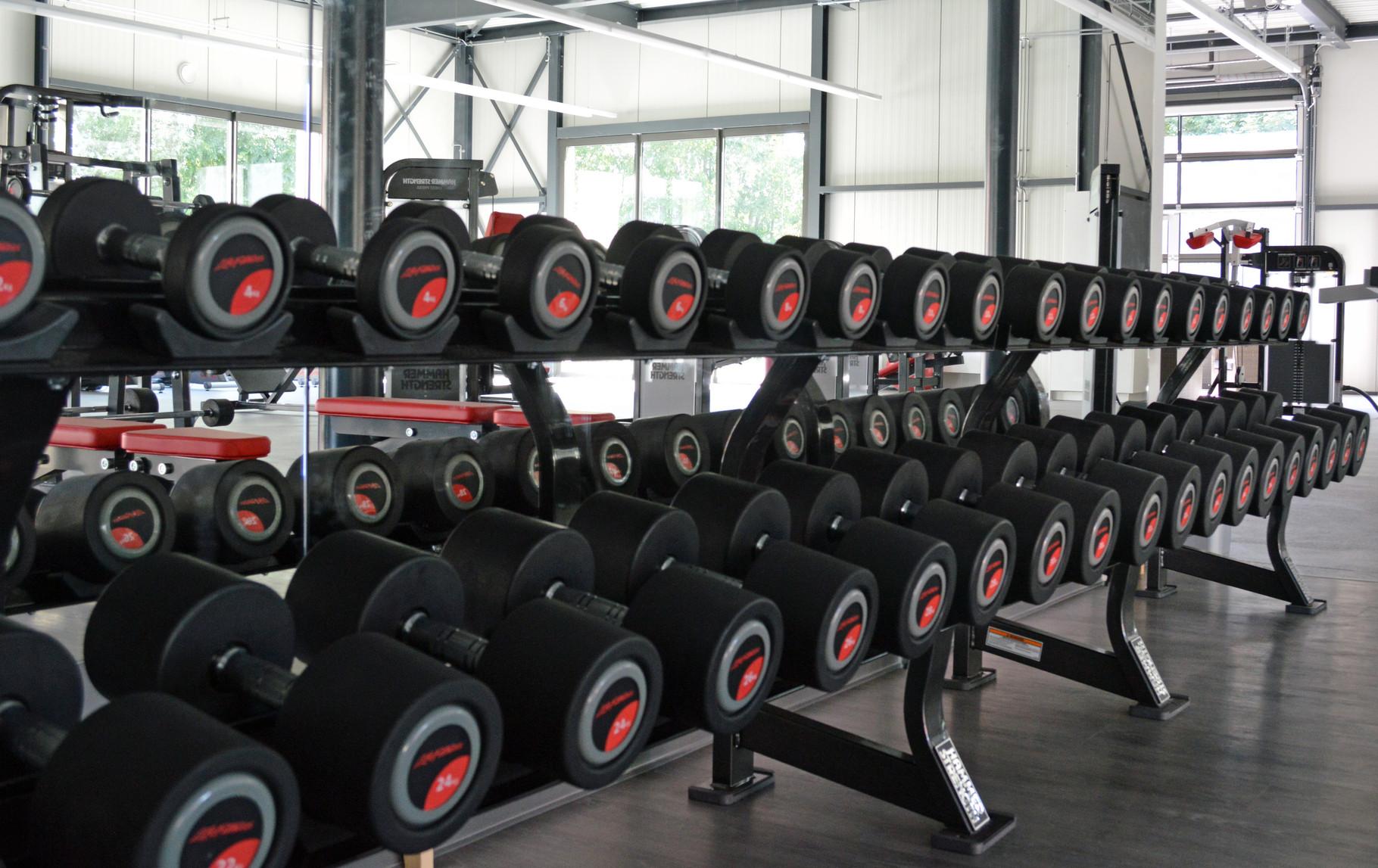 hantelbereich hammer strength fit54 das fitnesscenter in mellingen. Black Bedroom Furniture Sets. Home Design Ideas
