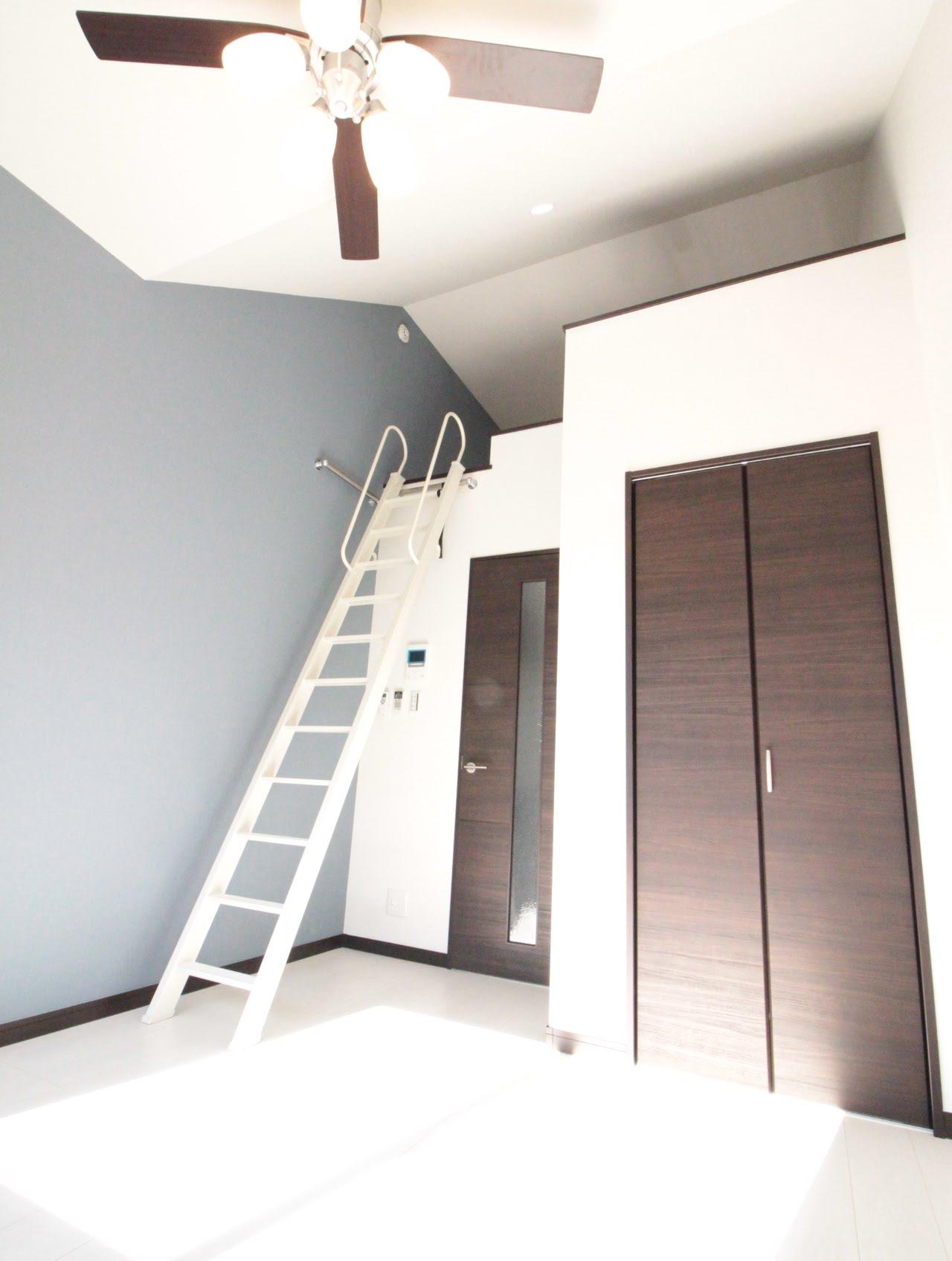 2階(ロフト付) ※部屋により異なります