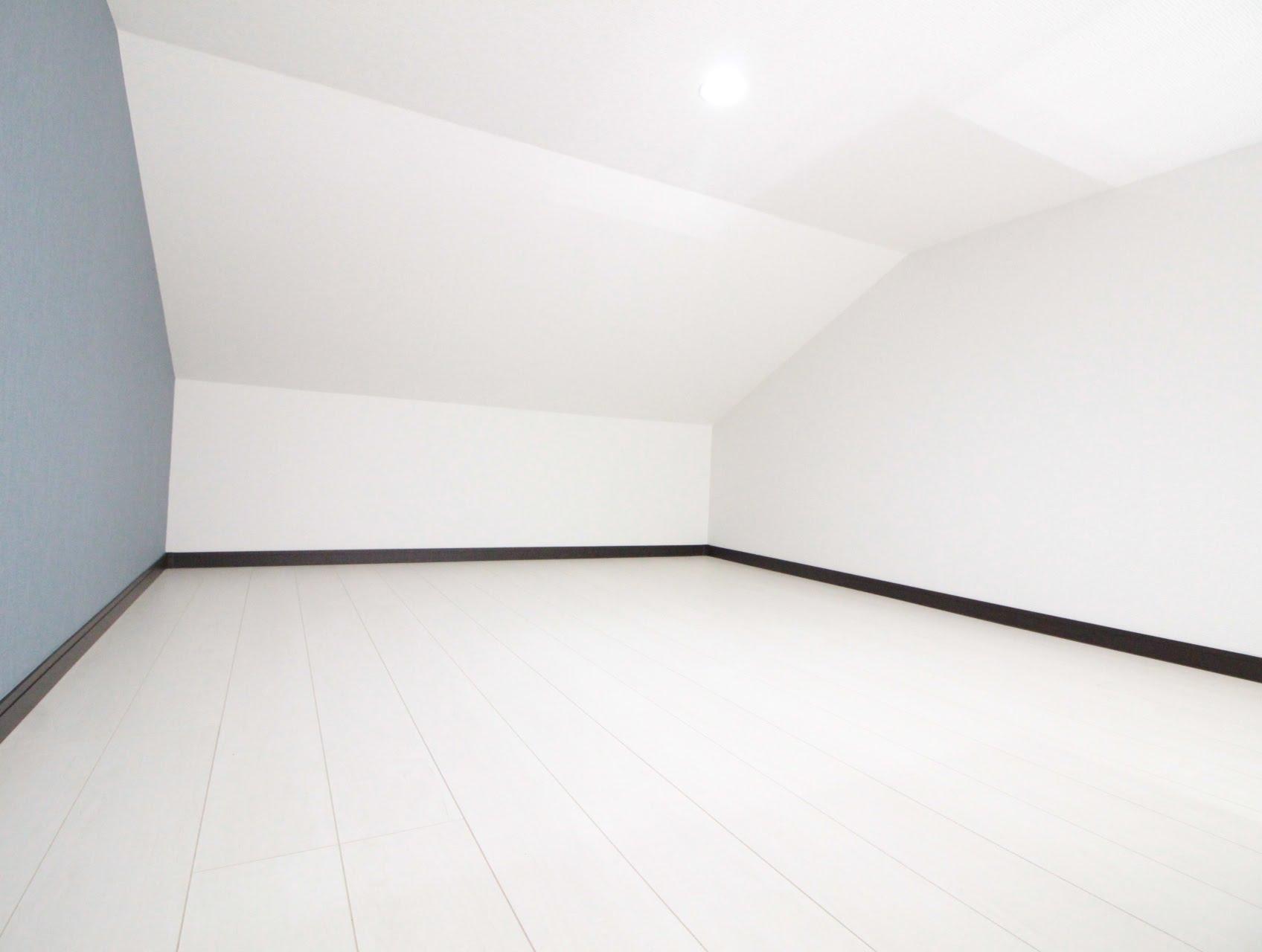 2階ロフト部分 ※部屋により異なります