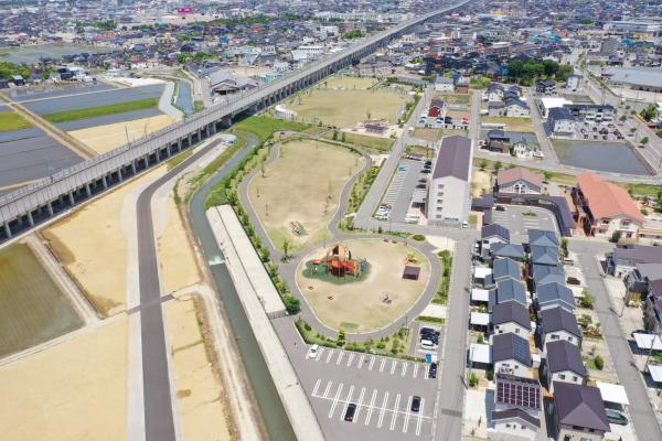 住みよさランキング2021 石川県野々市市が2年連続で今年も全国1位となりました。