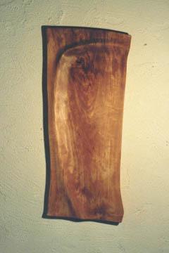 Plastische Arbeit, Erlenholz