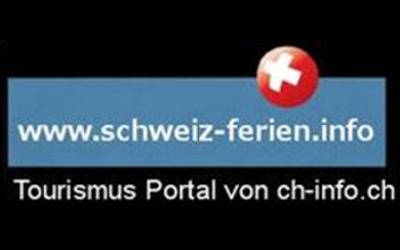Ferien in der Schweiz - unter Ihrer Region ein  Link
