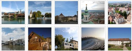 Tourismus Solothurn in Fotos und mit Direktbuchungslinks