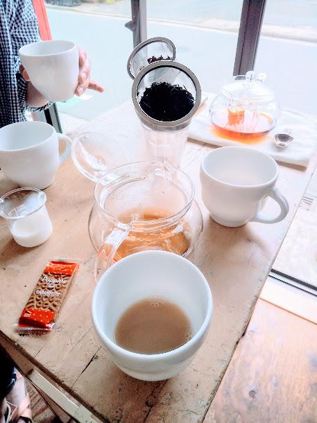 紅茶の淹れ方を教えてもらっちゃおうと思います!ご一緒にどうですか?