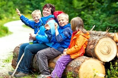 Bauernhofurlaub für Kinder