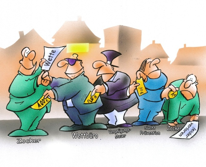 Bildnachweis: © HSB-Cartoon, Zocker, toonpool.com