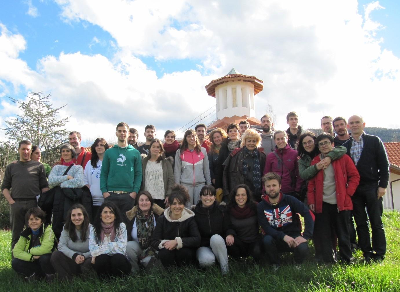 33 Promoción RPG Bilbao 2014-2016. 1ª promoción universitaria.