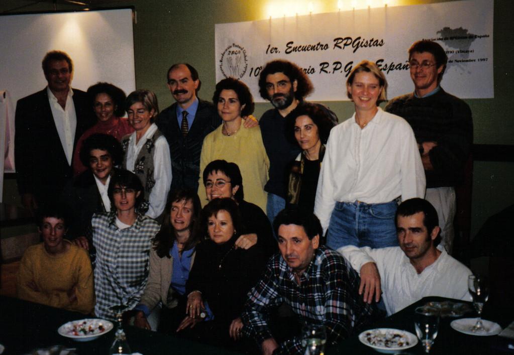 1er. Encuentro RPG - España - Lekeitio- Bizkaia 1997
