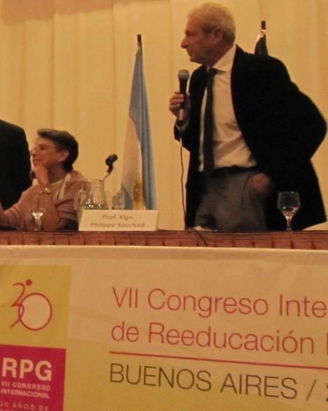 VII Congreso Internacional RPG - Buenos Aires 2012