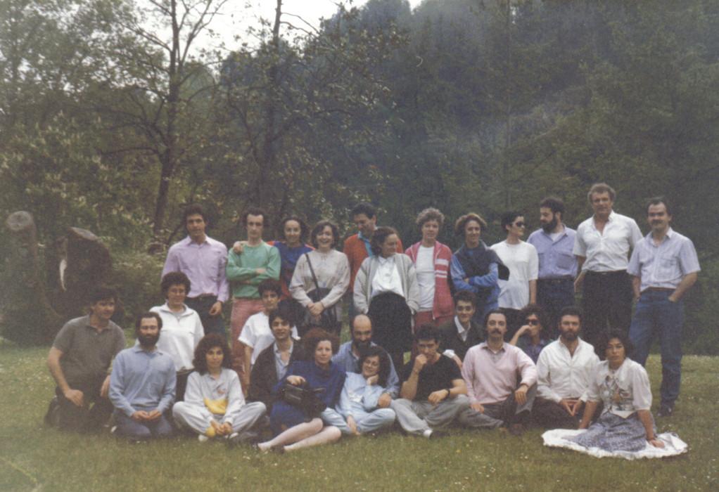 1ª Promoción RPG - Bilbao 1988