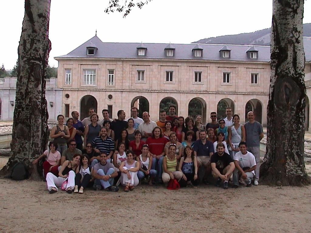 21ª Promoción RPG - Madrid 2005