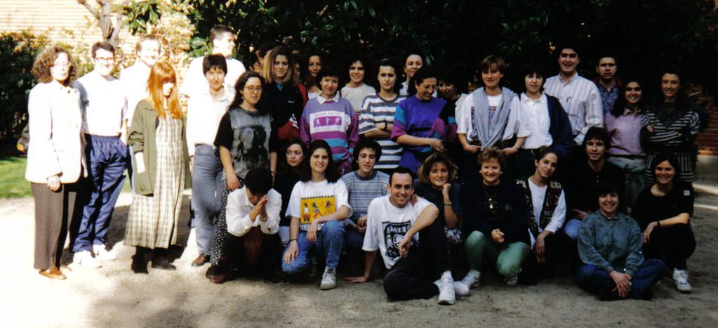 10ª Promoción RPG - Madrid 1996
