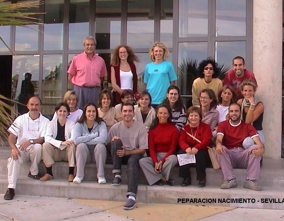 Curso Superior RPG - Preparación Nacimiento - Sevilla 2002