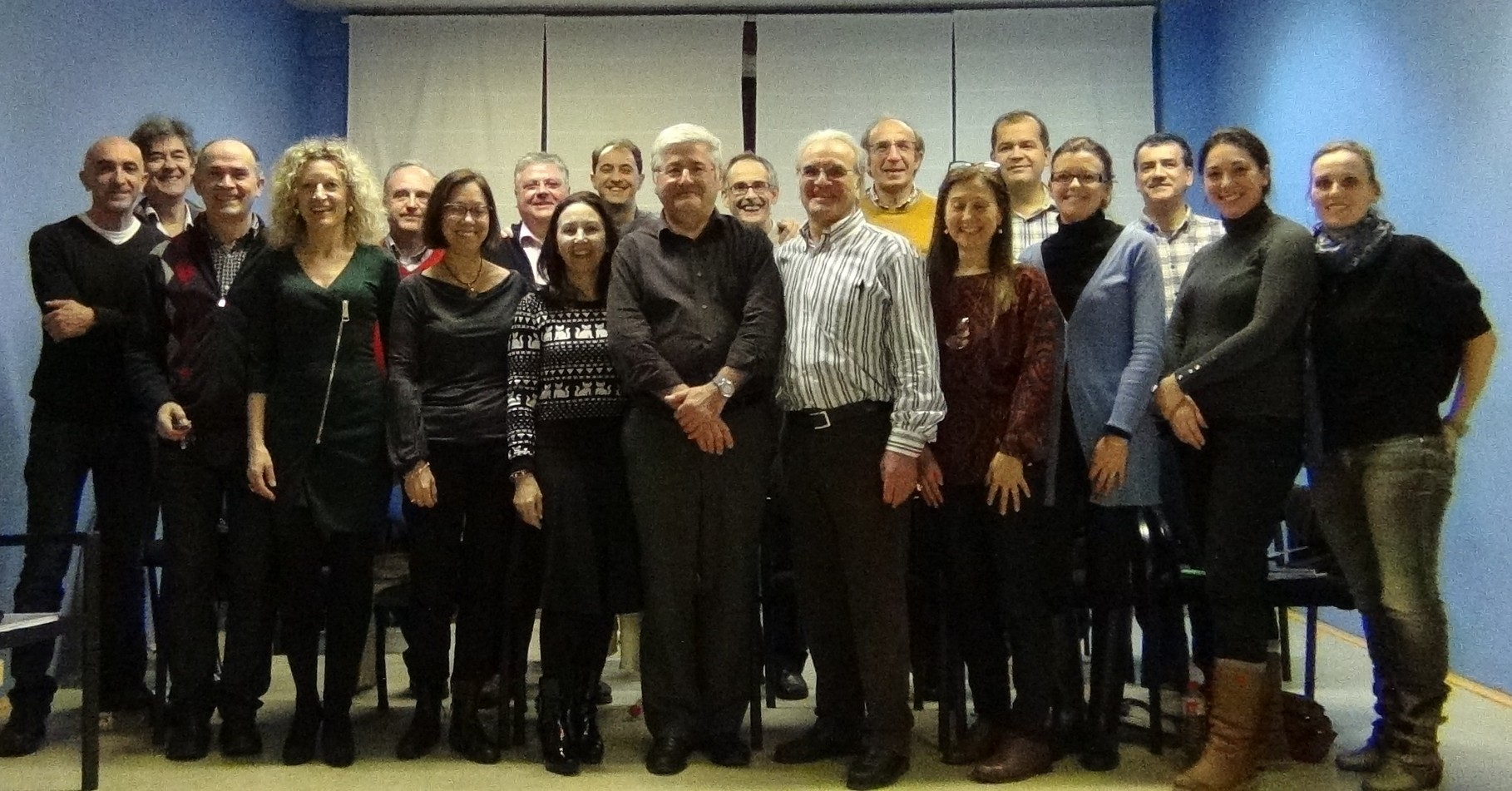 Curso de Posturologia clinica y Odontoposturología para Odontólogos - ITG - 2013