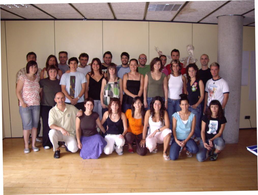25ª Promoción RPG - Barcelona 2007