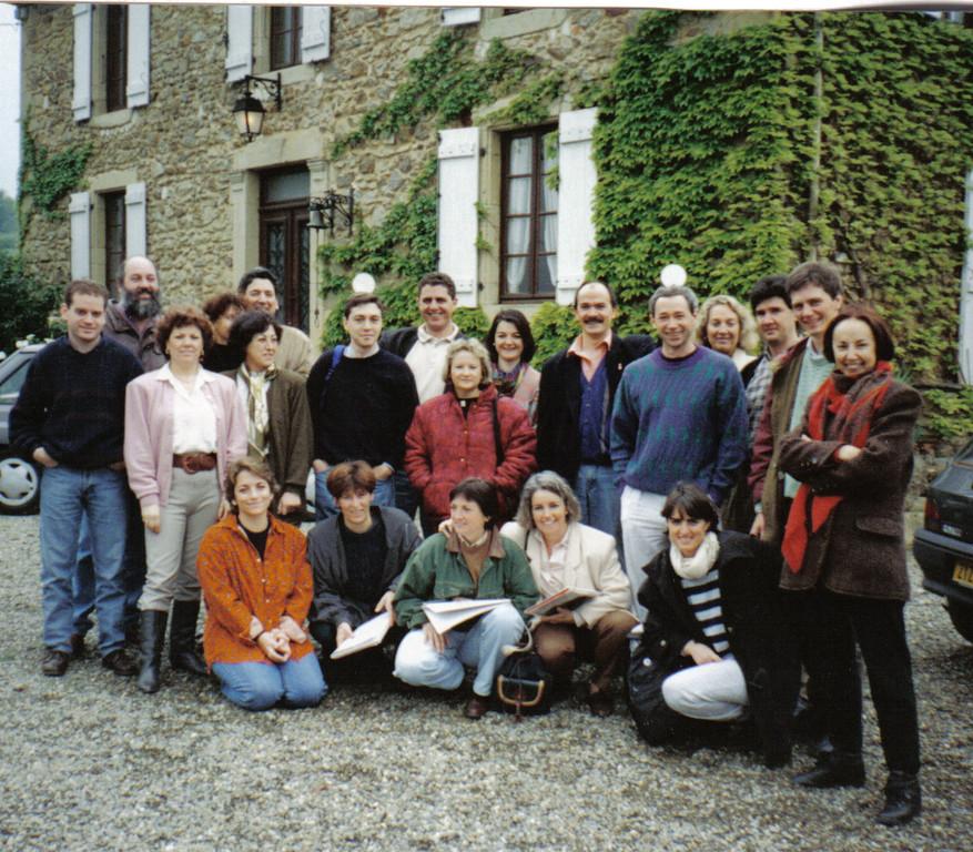 2º Congreso Internacional RPG - Saint Mont 1993