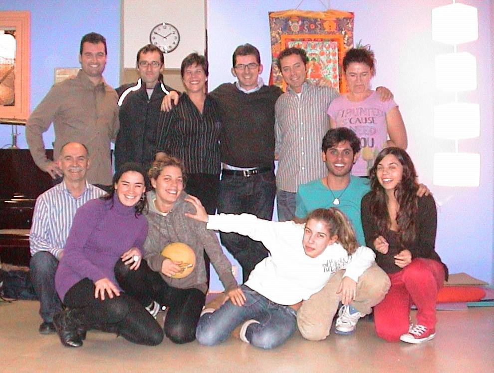 Curso Superior RPG - Patología craneocervical, a través de las correcciones oculares - Bilbao 2010