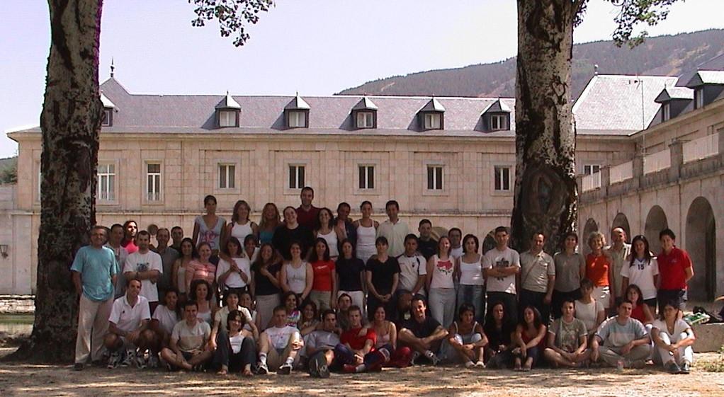 18ª Promoción RPG -  Madrid 2003