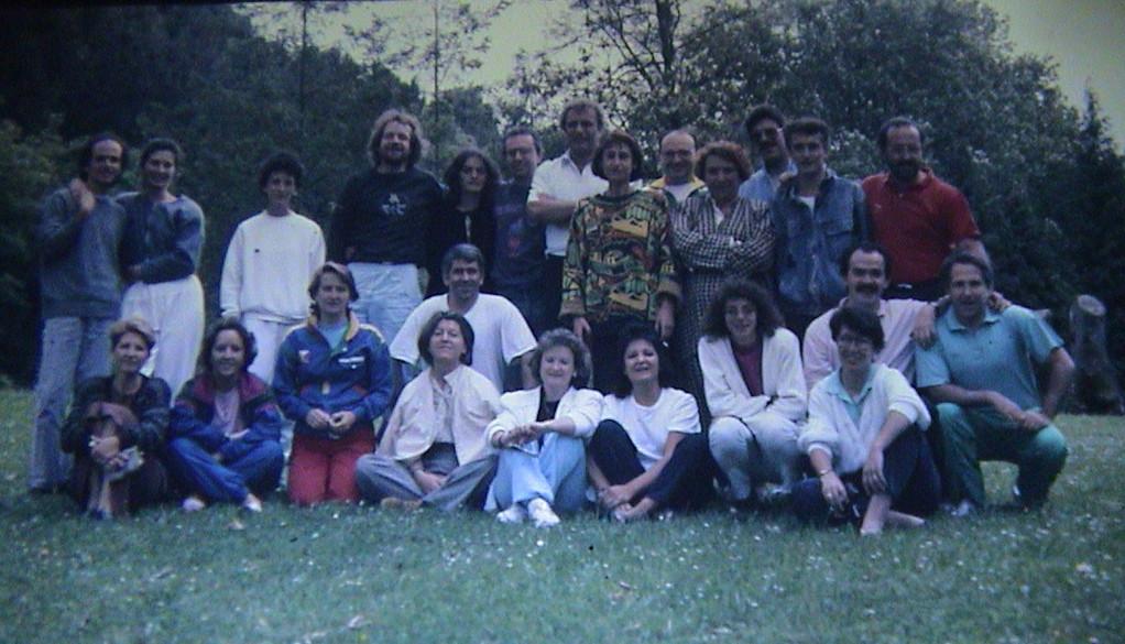 2ª Promoción RPG - Bilbao 1989