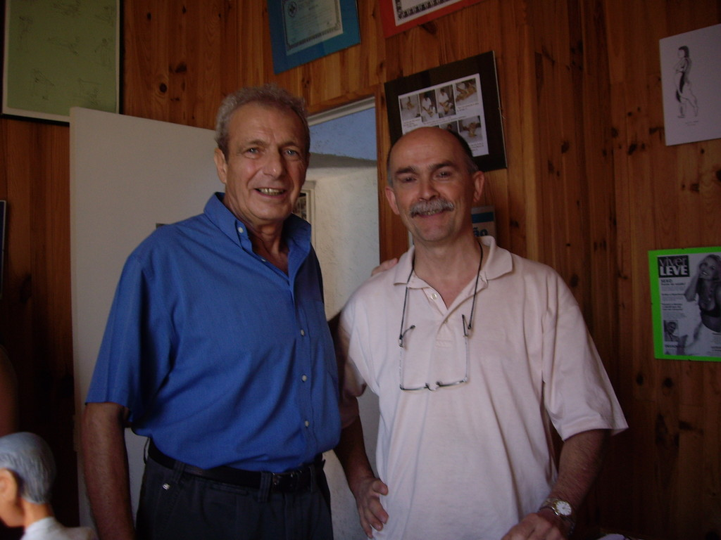 Ph.E. Souchard - Dr. Aittor Loroño - Saint Mont 2010