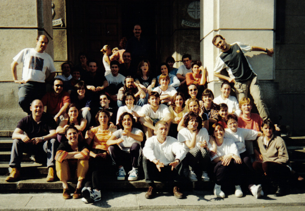 12ª Promoción RPG -  Bilbao 1998