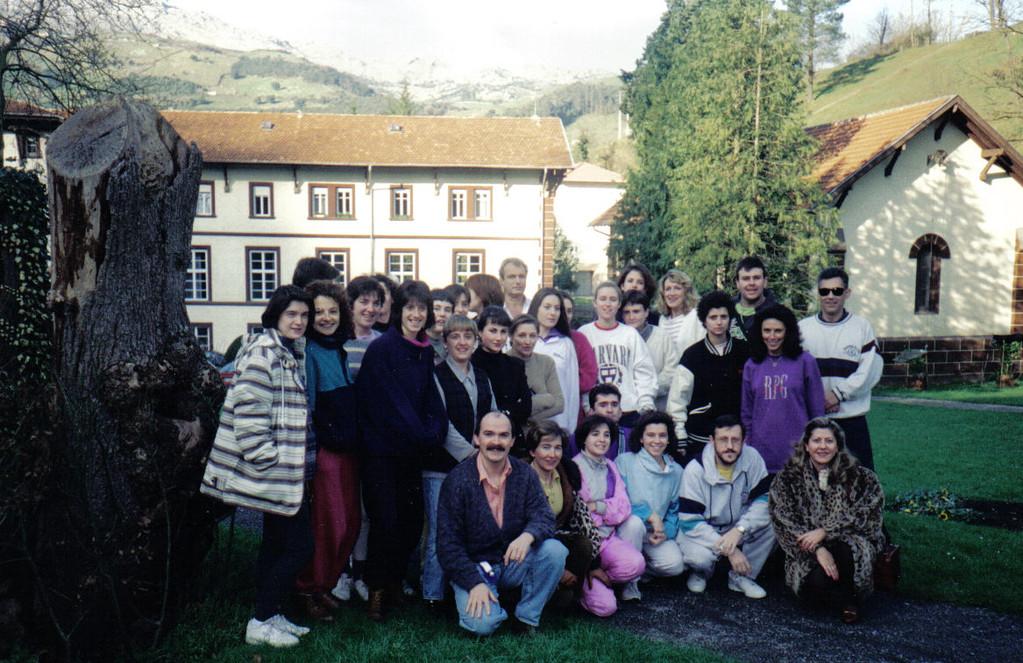 7ª Promoción RPG - Bilbao 1994