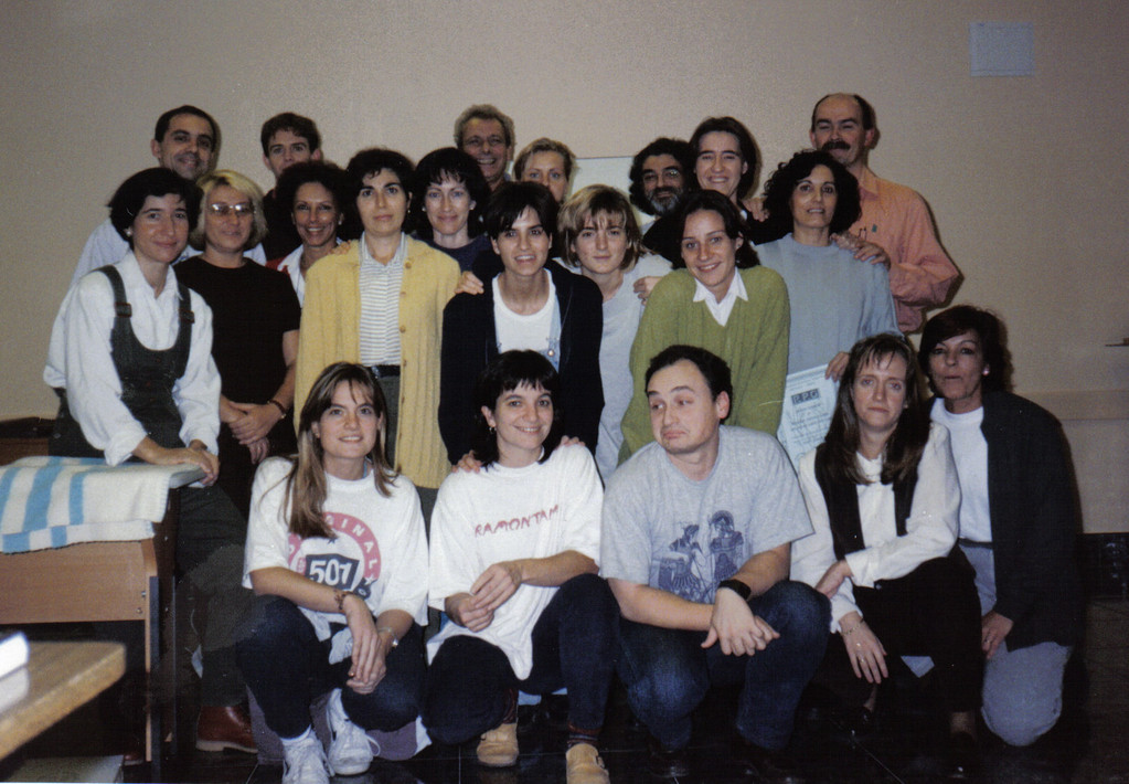 Curso Superior RPG Articular - Bilbao 1997
