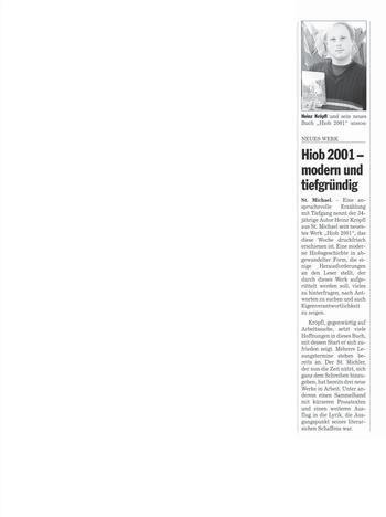 Kleine Zeitung Leoben 04.10.2002