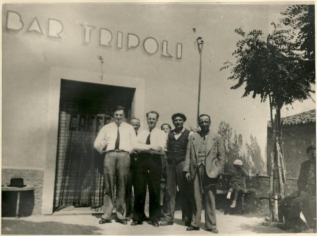 18 luglio 1937 - Icilio, Antuino, Pietro, Emilio