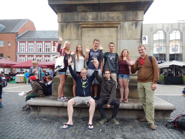Leiterteam der KiFrei 2015