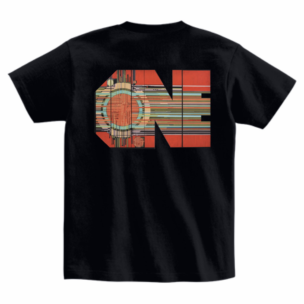 田村幸章デザインTシャツ2
